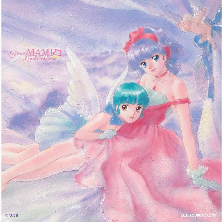 魔法の天使クリィミーマミ 液晶レンズクリーナー(フェザースター)_0