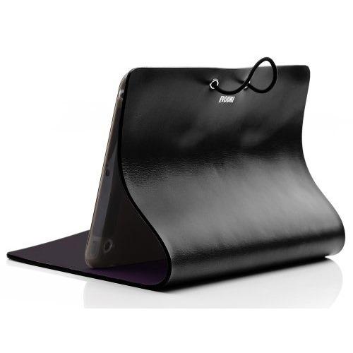 Leather Arc Cover iPad mini/2/3 Black_0