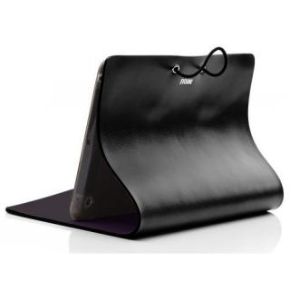 Leather Arc Cover iPad mini/2/3 Black