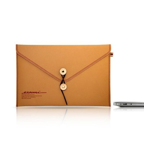 Non-Tear Envelope _Mac Air 13_Brown
