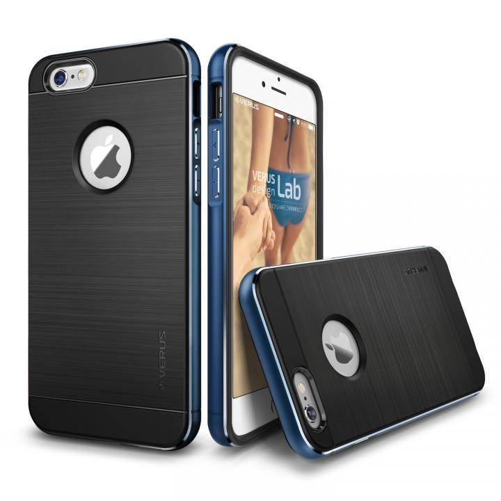 [新iPhone記念特価]VERUS IRON SHIELD NEO for iPhone6 Plus/6s Plus (Monacco Blue)