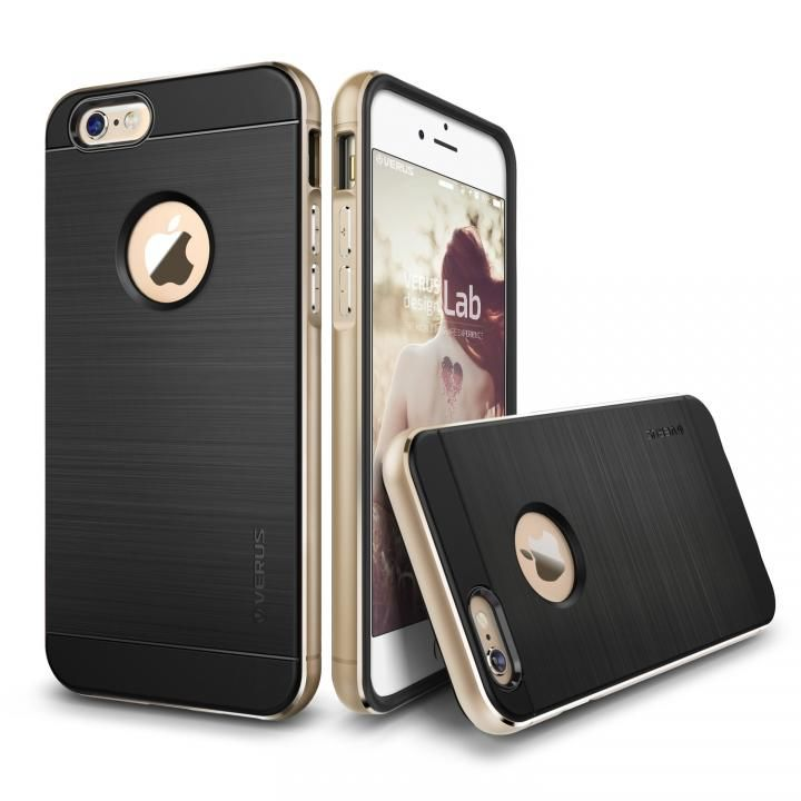 [2017年歳末特価]VERUS IRON SHIELD NEO for iPhone6 Plus/6s Plus (Gold)