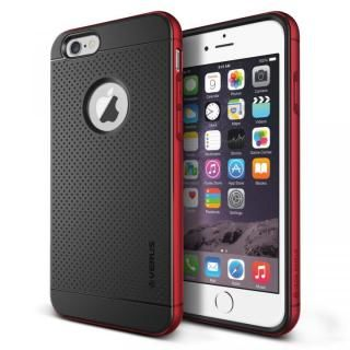【iPhone6s Plus/6 Plusケース】VERUS IRON SHIELD for iPhone6 Plus (Kiss Red)
