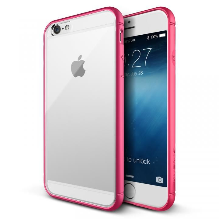 iPhone6s/6 ケース VERUS Crystal MIXX for iPhone6/6s (Hot Pink)_0