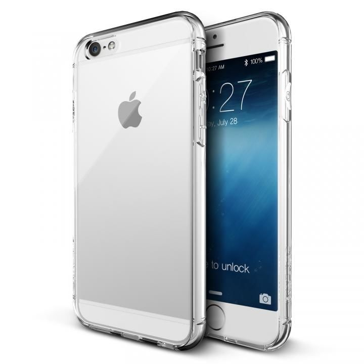 [新iPhone記念特価]VERUS Crystal MIXX for iPhone6/6s (Clear)