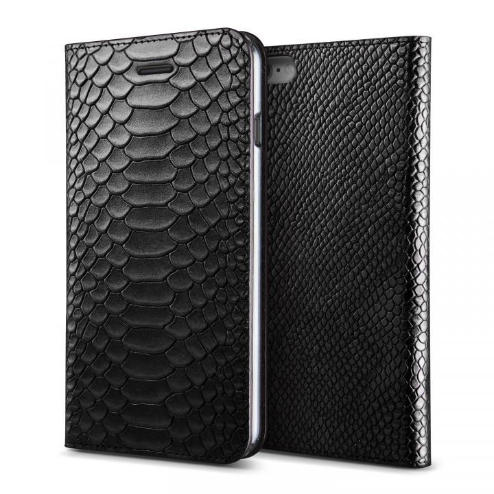 iPhone6s/6 ケース VERUS PYTHON diary for iPhone6 (Black)_0