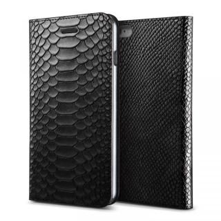[8月特価]VERUS PYTHON diary for iPhone6 (Black)【8月下旬】
