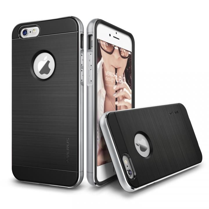 VERUS IRON SHIELD NEO for iPhone6/6s (Silver)