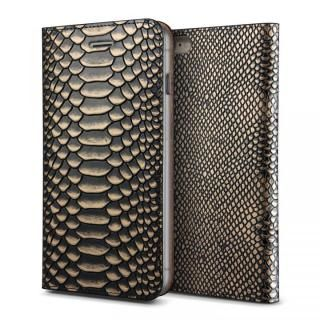 [8月特価]VERUS PYTHON diary for iPhone6 Plus/6s Plus (Gold)【8月下旬】