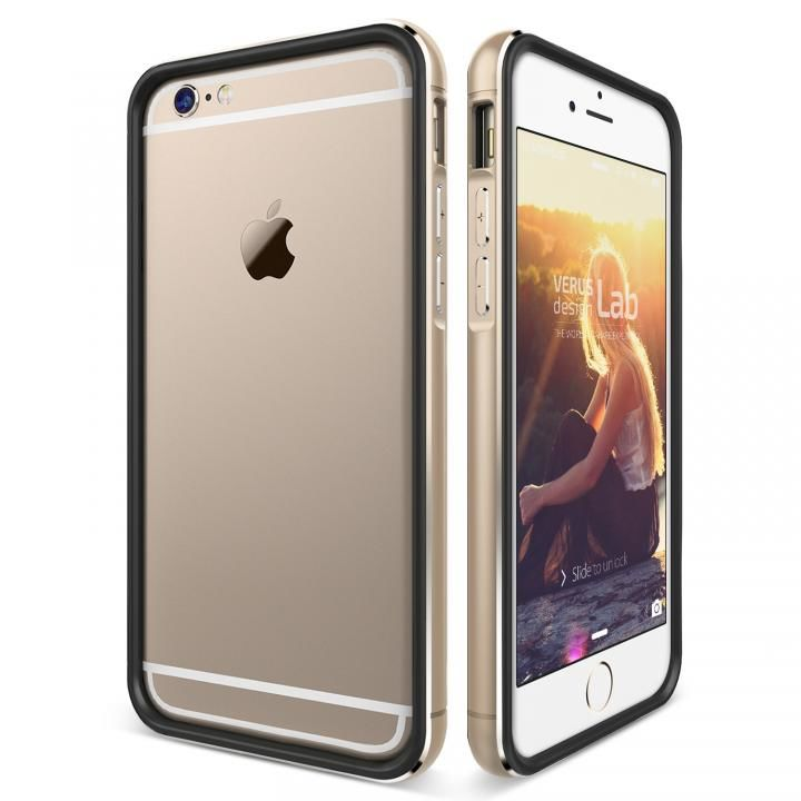 [2018バレンタイン特価]VERUS IRON Bumper for iPhone6 Plus/6s Plus (Gold)