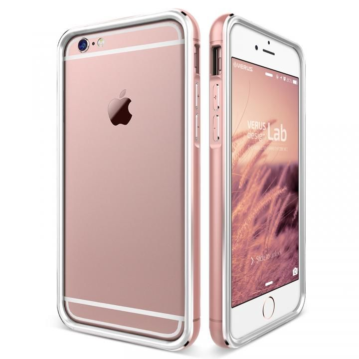 VERUS IRON Bumper for iPhone6 Plus/6s Plus (Rose Gold)