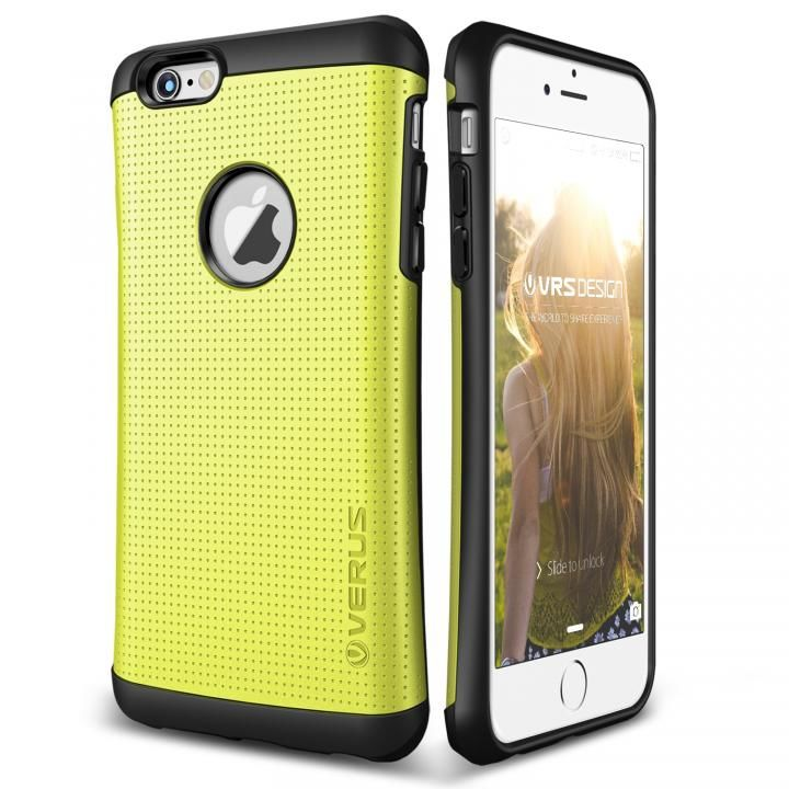 iPhone6s/6 ケース VERUS HARD DROP for iPhone6/6s (Yellow Green)_0