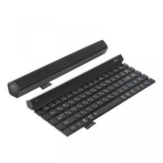 5段キー&かな対応の新型ロール式キーボード LG Rolly Keyboard 2