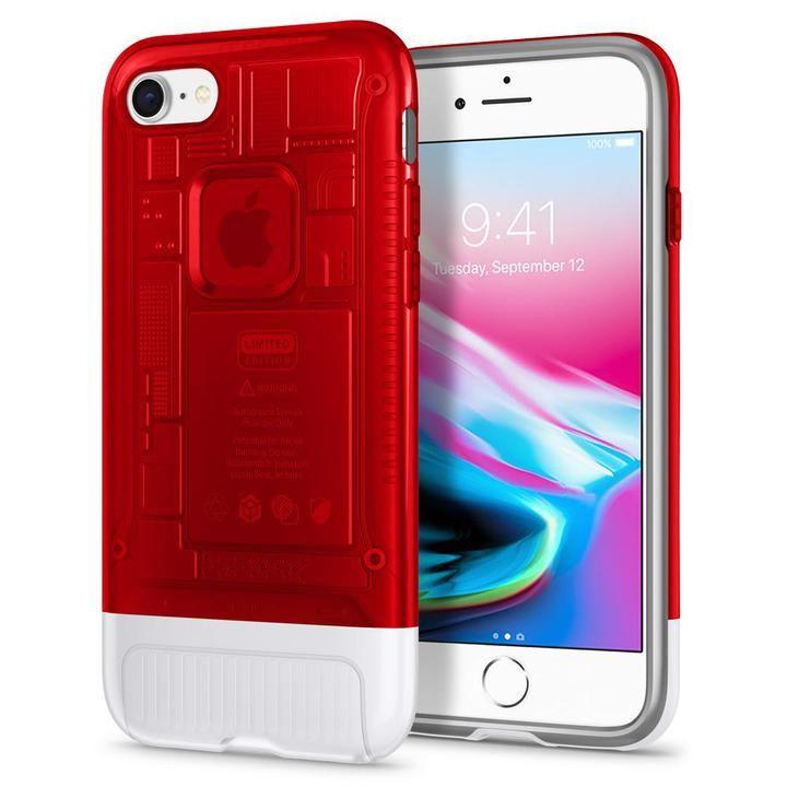 【iPhone8/7ケース】Spigen Classic C1 ルビー iPhone 8/7_0
