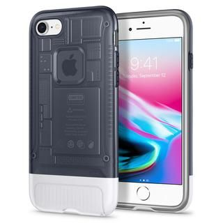 iPhone8/7 ケース Spigen Classic C1 グラファイト iPhone 8/7