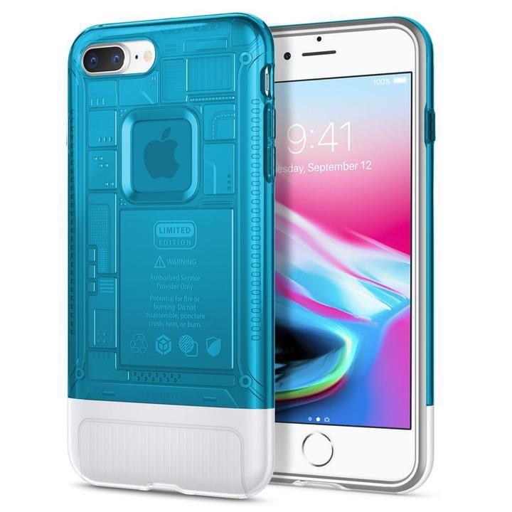 iPhone8 Plus/7 Plus ケース Spigen Classic C1 ブルーベリー iPhone 8 Plus/7 Plus_0