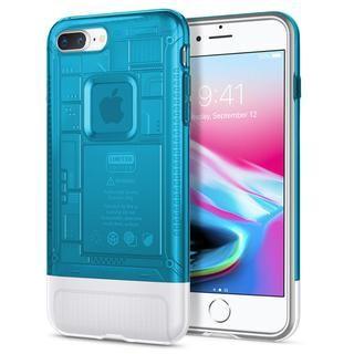 【iPhone8 Plus/7 Plusケース】Spigen Classic C1 ブルーベリー iPhone 8 Plus/7 Plus