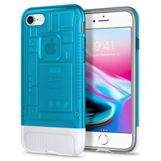 iPhone8/7 ケース Spigen Classic C1 ブルーベリー iPhone 8/7