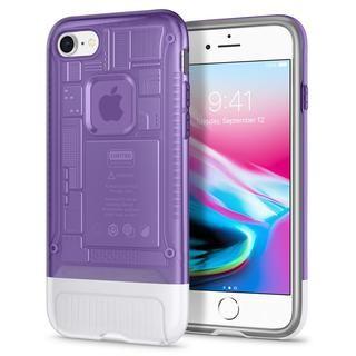 iPhone8/7 ケース Spigen Classic C1 グレープ iPhone 8/7