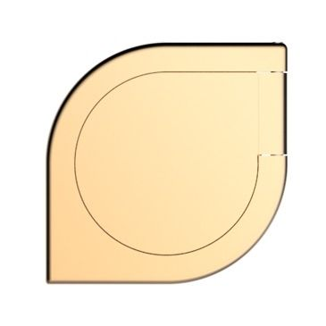 iSpin スタンド/ホールド/スピナー ゴールド