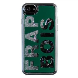 iPhone8/7/6s/6 ケース FRAPBOIS FB GL LOGO グリッターケース GRN iPhone 8/7/6s/6