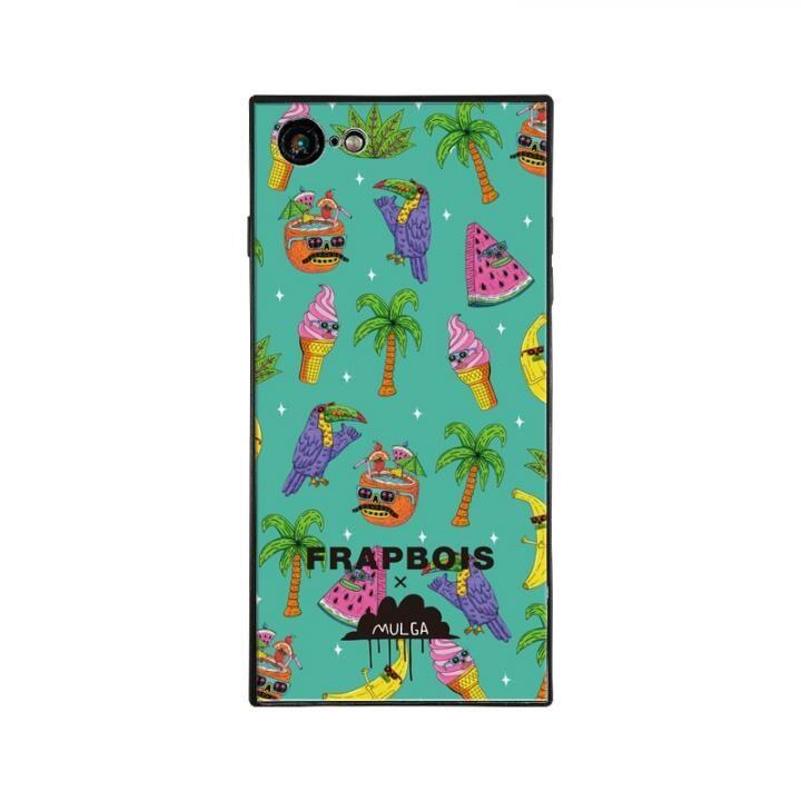 iPhone8/7 ケース FRAPBOIS × MULGA MULGA CASE スクエア型 ガラスケース FRUITS iPhone 8/7【11月下旬】_0