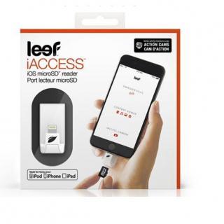Leef iACCESS カードリーダー  microSDカード(16GB)セット_2