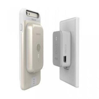 iPhone6s/6 ケース STACKED スタックド  ワイヤレス充電ケース セットモデル iPhone 6s/6 ゴールド