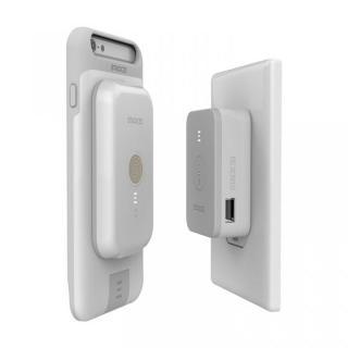 iPhone6s/6 ケース STACKED スタックド  ワイヤレス充電ケース セットモデル iPhone 6s/6 ホワイト