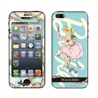 Gizmobies PEACH JOHN BARBIE IN THE MIRROR iPhone SE/5s/5 スキンシール