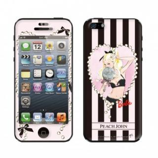 Gizmobies PEACH JOHN BARBIE PJ LINGERIE iPhone SE/5s/5 スキンシール