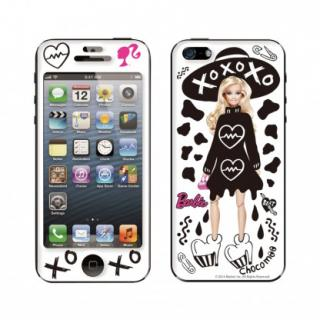 Gizmobies Chocomoo BARBIE CHOCO iPhone SE/5s/5 スキンシール