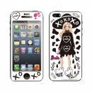 Gizmobies Chocomoo BARBIE CHOCO iPhone SE/5s/5 スキンシール