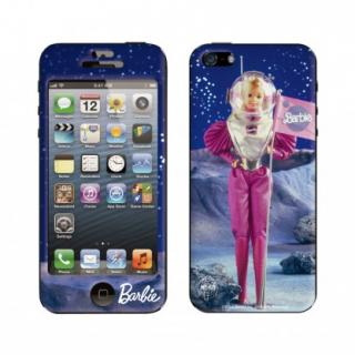 iPhone SE/5s/5 ケース Gizmobies FIG&VIPER MOON BARBIE iPhone SE/5s/5 スキンシール
