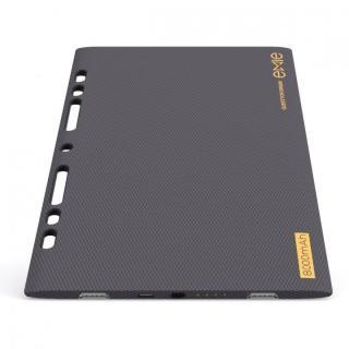 [8000mAh]ノートのように薄い5.2mm モバイルバッテリー Power Blade ブラック