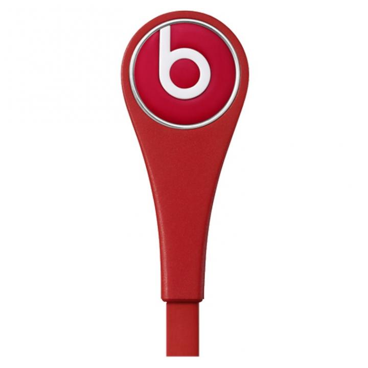 Beats By Dr.Dre Tour インイヤー・ヘッドフォン - レッド_0
