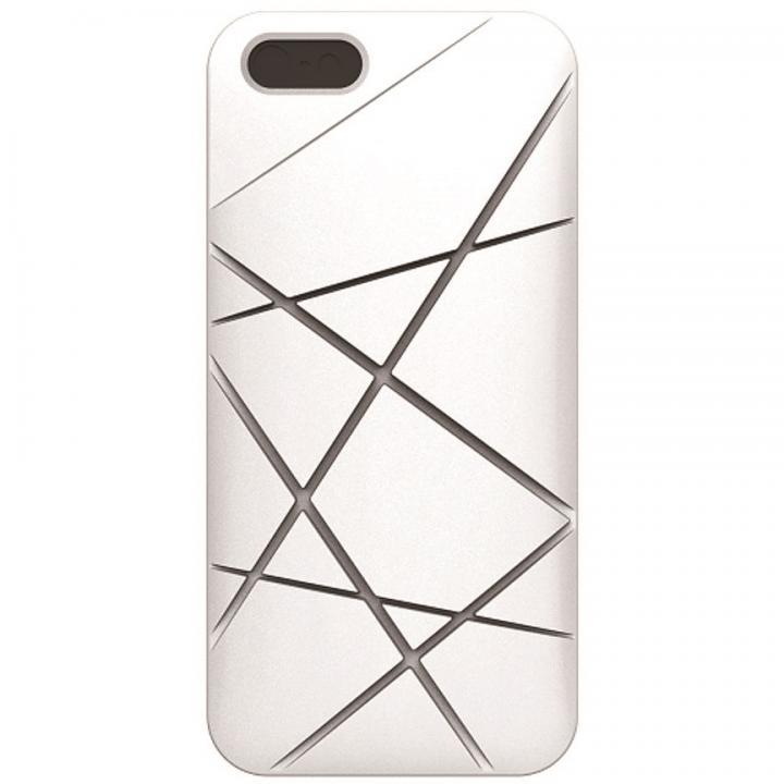 iPhone SE/5s/5 ケース Urban Prefer TAKE 5 ホワイト iPhone 5ケース_0