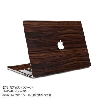 MacBook Air 11インチ専用ウッド調プレミアムスキンシール【エボニー】