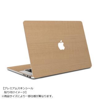MacBook Air 11インチ専用ウッド調プレミアムスキンシール【メープル】