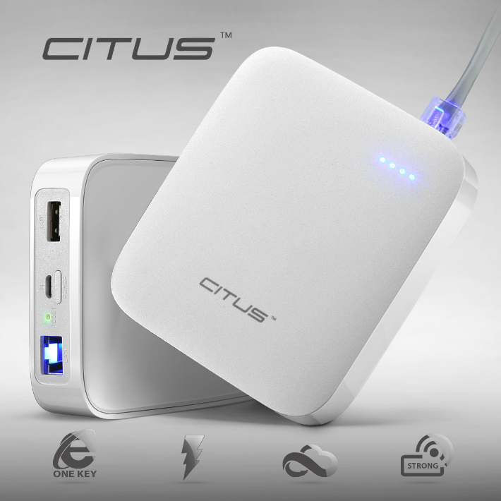 [10000mAh]3G WiFiモバイルルーター機能付き モバイルバッテリー NEO W1