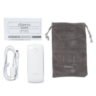 [5200mAh]cheero Grip3 モバイルバッテリー iPad対応2.1Aポート搭載_4