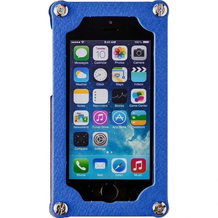 iPhone SE/5s/5 ケース 「紙」のケース 紙のミルフィーユ 天色 iPhone 5s/5ケース_0