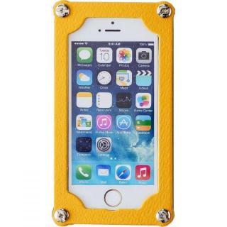 【iPhone SE/5s/5ケース】「紙」のケース 紙のミルフィーユ 山吹 iPhone 5s/5ケース