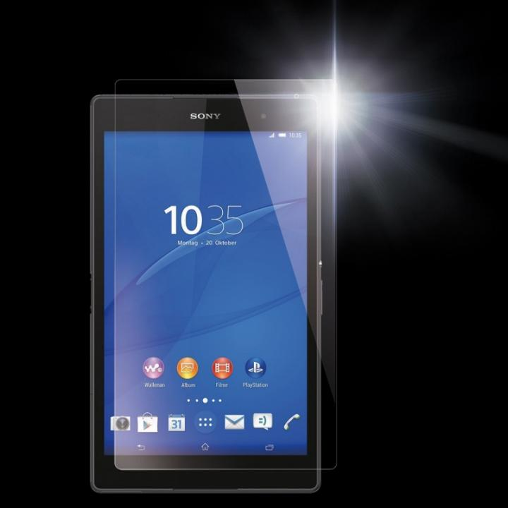 [0.33mm]前面保護強化ガラス XPERIA Z3 Tablet Compact