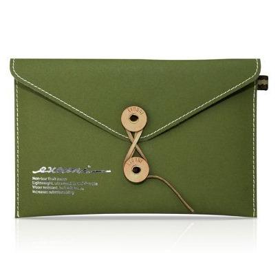 Non-Tear Envelope7 Tablet Olive Green
