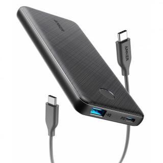Anker PowerCore Slim 10000 PD モバイルバッテリー ブラック【10月下旬】
