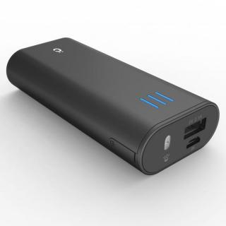 [6000mAh] Power Plus 2 mini モバイルバッテリー ブラック