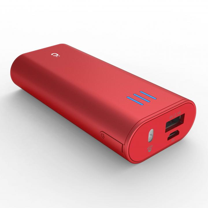 cheero Power Plus 2 mini 6000mAh Red
