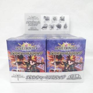 ブレイブフロンティア メタルチャームストラップ 12個BOX_1