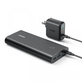 [26800mAh]Anker PowerCore+ 26800 PD USB-C対応